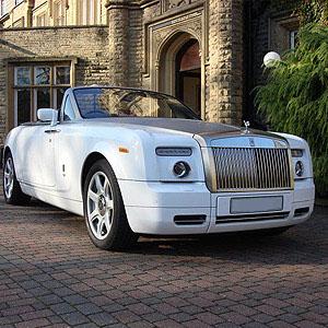Drophead Rolls Royce