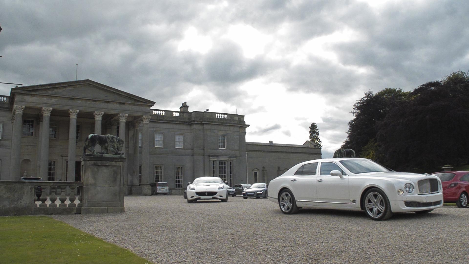 Luxury Chauffeuring Services Autograph Prestige