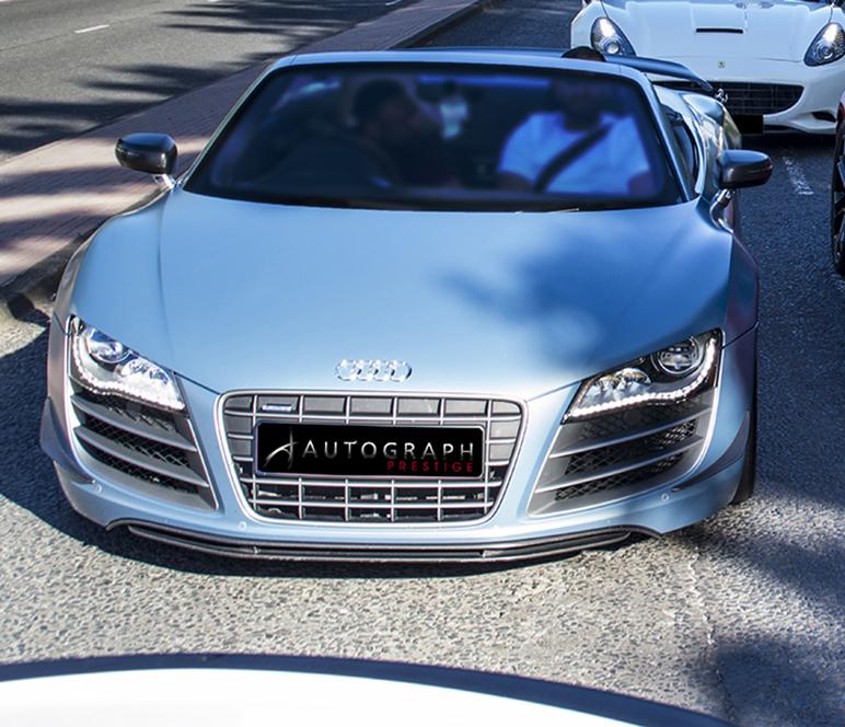 Luxury Car Hire Fleet