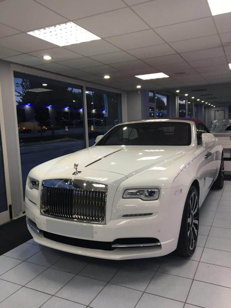 Luxury Wedding Car Hire | Autograph Prestige